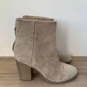 Rag & Bone Boots Suede Ashby Suede